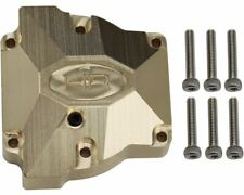 Hot Racing - Heavy Brass Differential Cover, for Red Cat Gen 8