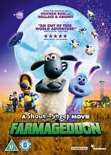 A Shaun the Sheep Movie - Farmageddon [DVD]