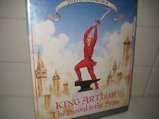 King Arthur Sword in the Stone/ hardback/jacket/Talbott/1991/Arthur