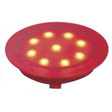 Paulmann 987.52 Profi Line UpDownlight LED EBL 1W Rot IP67 Boden Wand 12V 98752