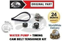 FOR PEUGEOT 3008 2.0 HDI 2009 > TIMING CAM BELT TENSIONER KIT + WATER PUMP SET
