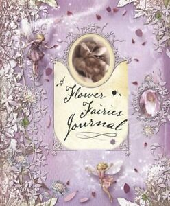 A Flower Fairies Journal by Cicely Mary Barker Hardback Book The Cheap Fast Free