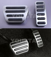 UK STOCK Stainless Sport Pedal Covers for Land Rover Range Rover 13+ Discovery 5