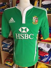 Rugby Shirt British & Lions 2009 (L) Away South Africa Tour Adidas Jersey Maglia