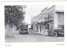 "*Postcard-""Elm Avenue"" (Now Carlsbad Village Dr) @ Carlsbad, Ca.  (#41)"
