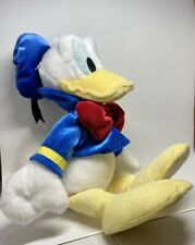 New ListingDisney Store Authentic Exclusive Donald Duck Plush Toy Doll Stuffed Animal 18""