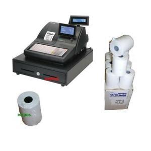 Sam4s NR-510F Cash Register Thermal Rolls, Sam4s NR510F NR-500 Series Till Rolls