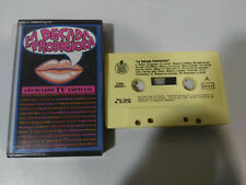 LA DECADA PRODIGIOSA ANNOUNCED TV SPECIAL 1985 - CASSETTE TAPE CINTA