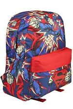 DC COMICS SUPERMAN CASUAL VERSION BACKPACK - BACK TO SCHOOL