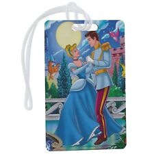 Cinderella Travel Luggage Suitcase ID Tag Card Holder y33_01 w0013