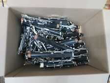 Lot of 30 Pounds of Bb Plastic Clarinet Bodies Ser#isi8246-10 for Parts/Repair
