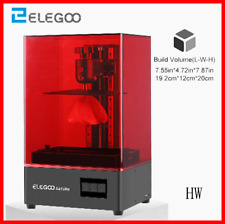 ELEGOO Saturn MSLA 4K Monochrome LCD Resin 3D Printer NEW SEALED 2021