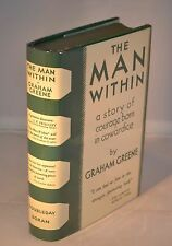 Graham Greene - The Man Within - First American Edition 1929