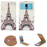 Hofer Samsung Galaxy S3 Neo - Handy Tasche Schutz Case Cover - Flip Paris 2 S