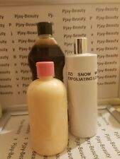 ZIZI Snow White HalfCast Skin Lotion  Exfoliating Lotion+Lemon Liquid Soap.3 Set