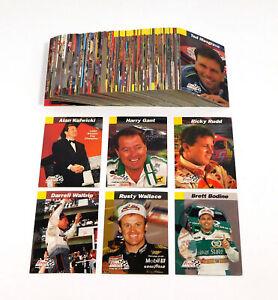 1993 Finish Line NASCAR Racing Card Set (1-180)