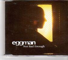 (FK467) Eggman, Not Bad Enough - 1996 DJ CD