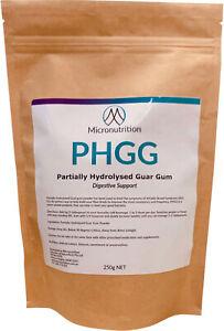 Partially Hydrolysed Guar Gum (PHGG) -Original Sunfiber®- IBS SUPPORT - 250g