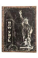 Book Box Hidden Jewelry Secret Fake Faux Storage Treasure-  New York book