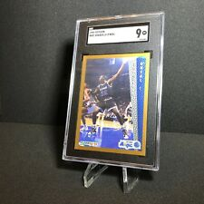 Shaquille O'Neal 1992-93 Fleer #401 SGC 9 RC Rookie