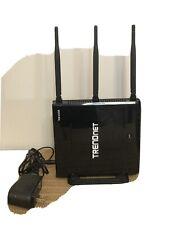 Trendnet Tew-633Gr Gigabit 4-Port Gigabit Wireless N Router w/power supply
