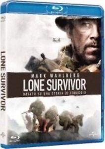 Blu Ray LONE SURVIVOR - (2014) ***Contenuti Speciali*** ......NUOVO