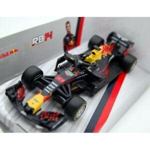 Bburago Red Bull Racing RB14 Scala 1:43 Verstappen - Official Product