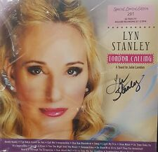 Lyn Stanley London Calling: A Toast To Julie London Numbered, Limited Edition LP
