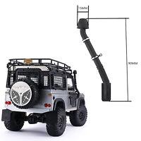 Air Intake Clamp Snorkel Schnorchel Für MN Land Rover Defender D90 RC Crawler