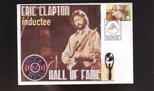 ERIC CLAPTON ROCK n ROLL HALL OF FAME INDUCTEE COVER