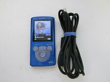 Sony Walkman NWZ-E384 Black (8GB) Digital Media Player MP3 Player & FM Radio