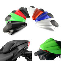 1x Rear Pillion Seat Cover Cowl For Kawasaki Ninja EX300R 2013-2017 ABS 8 Colors