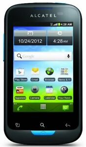 Alcatel OneTouch Shockwave ADR3045 US Cellular Android Touchscreen Phone