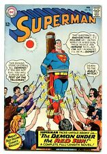 SUPERMAN # 184