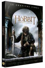 Le Hobbit La bataille des cinq armées DVD NEUF SOUS BLISTER