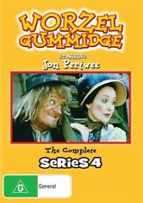 WORZEL GUMMIDGE - THE COMPLETE SERIES 4 (DVD) BRAND NEW!!! SEALED!!!