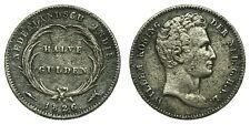 Netherlands Indies - ½ Gulden 1826 - Willem I