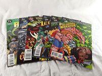 UNDERWORLD UNLEASHED Comic Book Lot 1995 DC