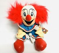 Vintage BOZO The Clown 1999 by Highlight w/Tags Rare Mint New