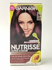 Garnier Nutrisse Permanent Hair Color, [Br2]  Dark Intense  Burgundy