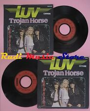 LP 45 7'' LUV Trojan horse Life is on my side 1978 germany CARRERE no cd mc dvd*
