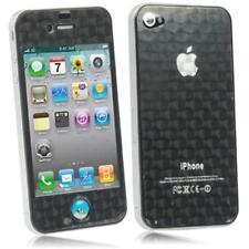 Pellicola per iPhone 4 & 4S con Grafica Fronte Retro, proteggischermo