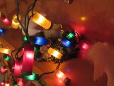 Shotgun Shell Christmas Lights 100 multicolored lights  patriotic, Hunter
