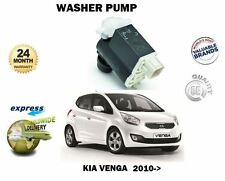 FOR KIA VENGA 1.4 1.6 CVVT + CRDI 2010-> NEW WINDSCREEN CLEANING WASHER PUMP