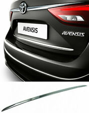 Toyota AVENSIS III FL T28 - chrome trim strip tailgate tailgate chrome strip