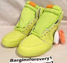 Air Jordan 1 Retro Hi OG Gatorade - Lemon Lime - Size 11.5 - Cyber - AJ5997-345