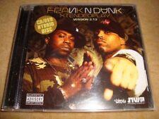 FRANK N DANK - Xtendedplay Version 3.13  (CD/DVD Hybrid Disc)
