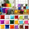 Fluffy Fur Plush Pillow Case Shaggy Home Sofa Decor Soft Cushion Cover Throw ##