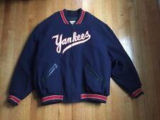 1951 Authentic Wool Jacket New York Yankees Mitchell & Ness Sz XXL
