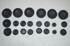 Suzuki SJ 410 413 Sierra Caribbean Samurai Rubber Roll Bar Floor Caps Plug Kit